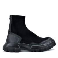 Дамски боти тип чорап Yana black
