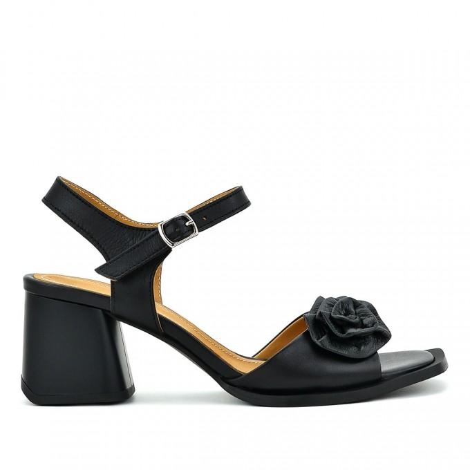 Дамски сандали Vera black